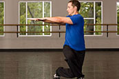 Prone Scapular Stabilization Series