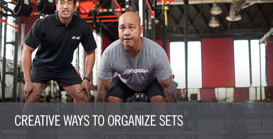 Creative Ways to Organize Sets