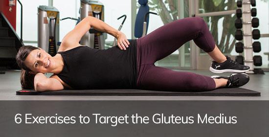 6 Exercises to Target the Gluteus Medius